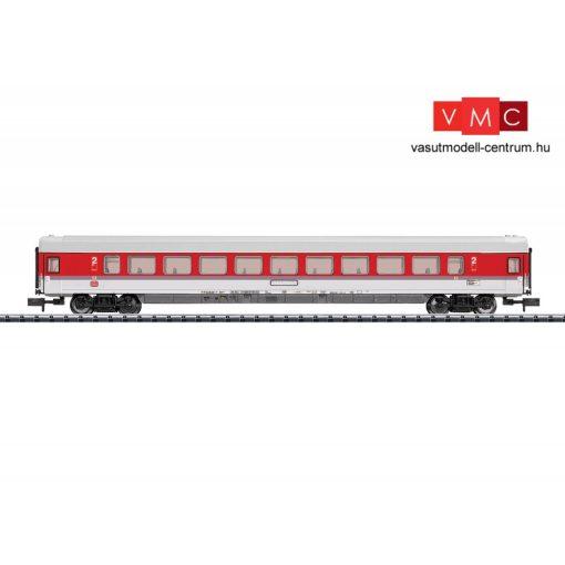 Trix 15683 Személykocsi, négytengelyes Bpmz, 2. osztály, EC 41 Moliére, DB (E5) (N)