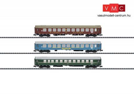 Trix 15698 Schlafwagen-Set z. EC 41 Moli