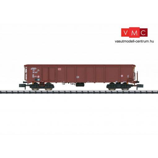 Trix 15992 Rolótetős négytengelyes teherkocsi, Tamns 893, DB-AG (E6) (N)