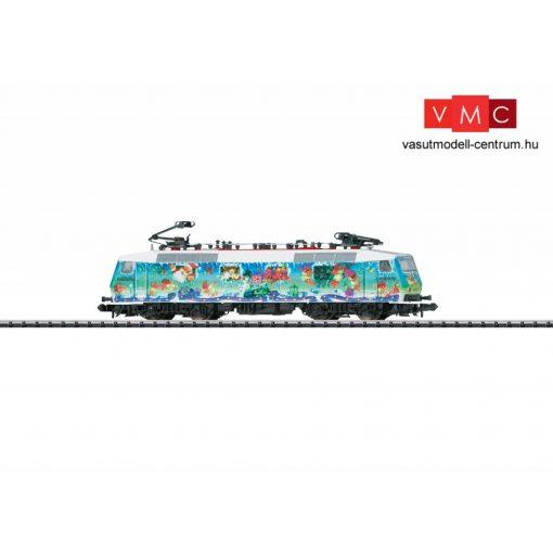 Trix 16025 Villanymozdony BR 120, 1. Märklin Kunstlokomotive Weihnachten, DB-AG (E5) (N)