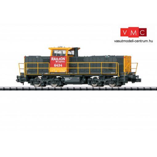 Trix 16062 Dízelmozdony MAK 6434 Reihe 6400, Railion DB Logistics, DB-AG (E6) (N)