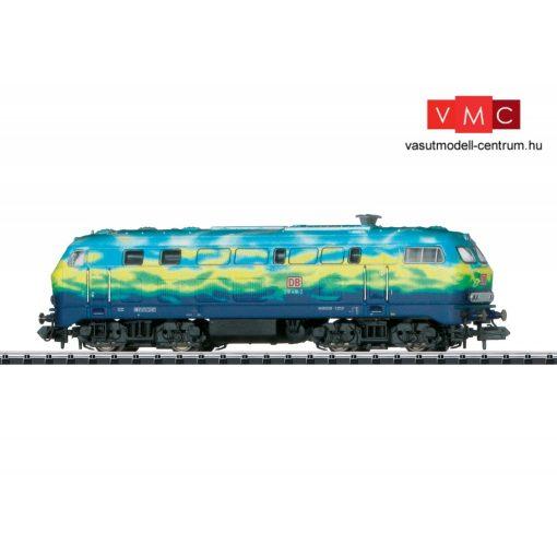 Trix 16285 Dízelmozdony BR 218 418-2, Touristik-Zug, DB-AG (E5) (N) - DCC dekóderrel