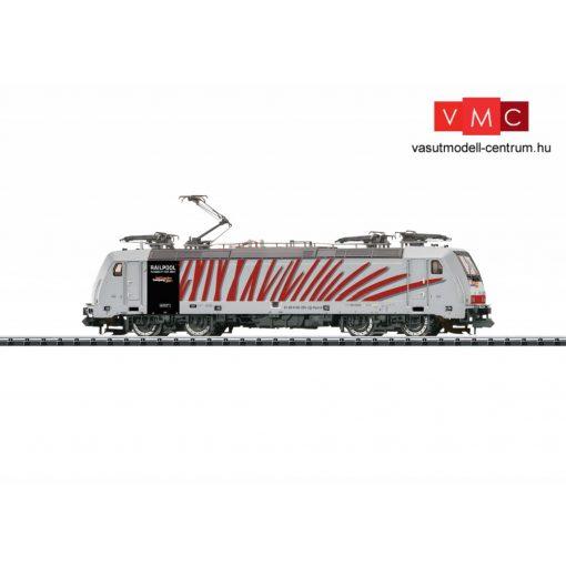 Trix 16874 Villanymozdony BR 186, Railpool (E6) (N) - Sound