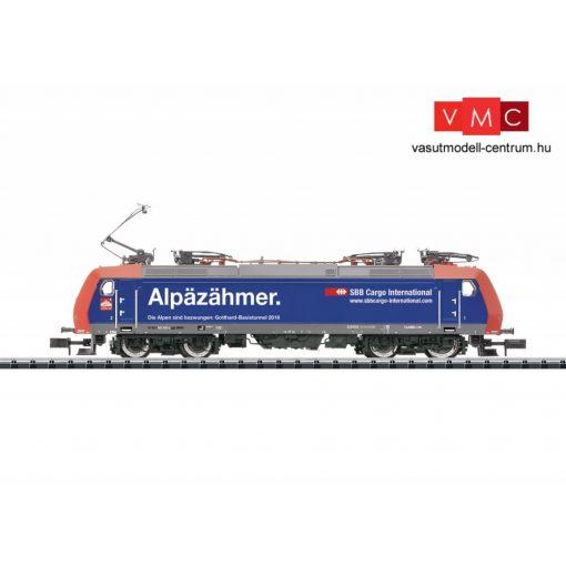 Trix 16903 Villanymozdony Re 482 SBB, Alpäzähmer (E6) (N) - DCC dekóderrel