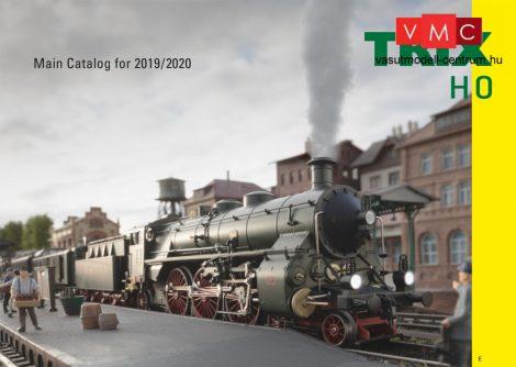Trix 19837 Katalógus 2019/2020, német nyelven