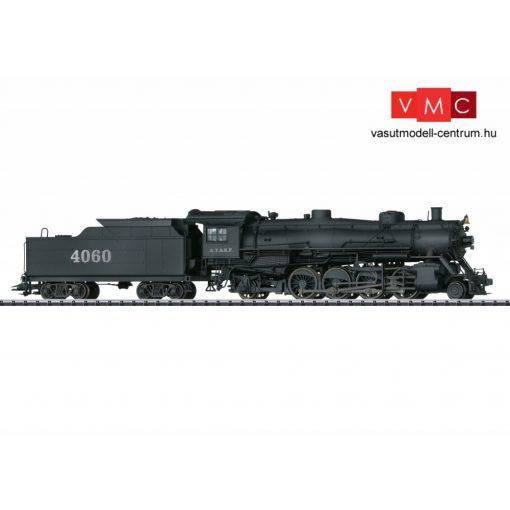 Trix 22591 Amerikai gőzmozdony, Mikado, Atchison, Topeka & Santa Fe Railway (A.T. & S.F.) (E3) (H0) - Sound