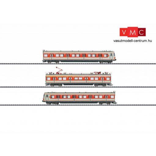 Trix 22654 Villamos motorvonat BR 420, S-Bahn München, DB (E4) (H0) - Sound