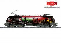Trix 22964 Villanymozdony 91 43 0470 505-8 Taurus, Páneurópai piknik Sopron 2014, GYSEV (E6) (H0) - Sound