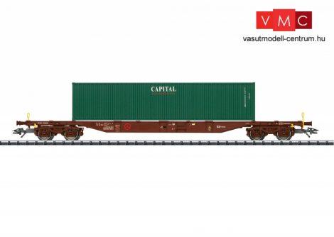 Trix 24132 Container-Tragwagen Bauart Sgnss 539.8