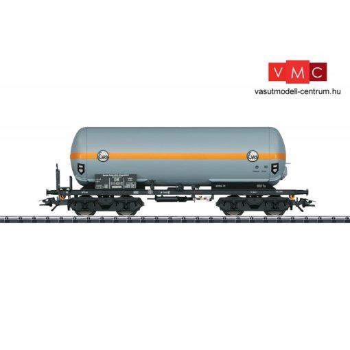 Trix 24212 Gázszállító négytengelyes tartálykocsi, EVA, DB (E3) (H0)