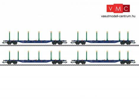 Trix 24247 KLV-Tragwagen-Set Green Cargo