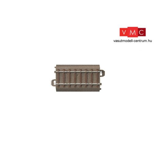 Trix 62064 Ágyazatos egyenes sín 64,3 mm - Trix C-Gleis (H0)