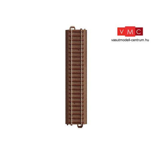 Trix 62172 Ágyazatos egyenes sín 171,7 mm - Trix C-Gleis (H0)