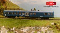 VMC 0491 Személykocsi, négytengelyes BDh, MÁV poggyászteres 2. osztály (E5)