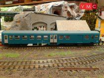 VMC 7116 Vezérlőkocsi, négytengelyes BDt sorozat, MÁV, 2. osztály (E4)