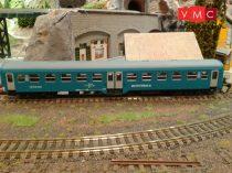 VMC 7753 Személykocsi, négytengelyes Bhv sorozat - Mosóvédőkocsi felirattal, MÁV-START, 2