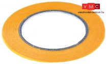 Vallejo 07002 Precision Masking Tape, 1mm x 18 m - Maszkoló szalag