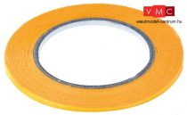 Vallejo 07003 Precision Masking Tape, 2mm x 18 m - Maszkoló szalag