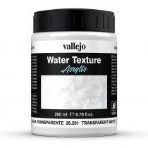 Vallejo 26201 Water Effect - Transparent water 200 ml - diorámakészítéshez