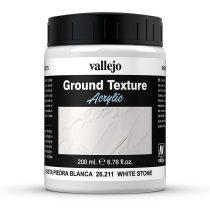 Vallejo 26211 Stone Texture - White Stone 200 ml - diorámakészítéshez