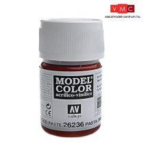 Vallejo 26236 Red Oxid Paste 35 ml - diorámakészítéshez