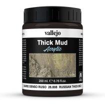 Vallejo 26808 Weathering Effects - Russian Mud (200 ml)
