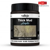 Vallejo 26808 Weathering Effects - Russian Mud (200 ml)