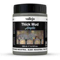 Vallejo 26809 Weathering Effects - Industrial Mud (200 ml)