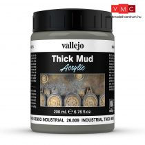 Vallejo 26809 Weathering Effects - Industrial Mud (200 ml)