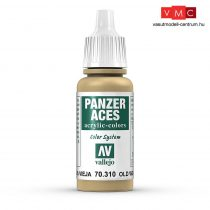 Vallejo 70310 Weathered Wood - 17 ml (Panzer Aces)