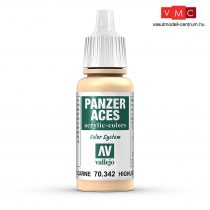 Vallejo 70342 Flesh Highlights - 17 ml (Panzer Aces)