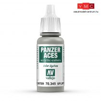 Vallejo 70345 Splinter Camouflage Base - 17 ml (Panzer Aces)