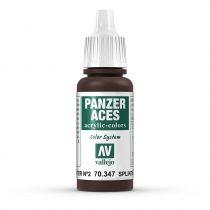 Vallejo 70347 Splinter Blotches II - 17 ml (Panzer Aces)