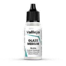 Vallejo 70596 Glaze Medium - 17 ml (Model Color) (195)
