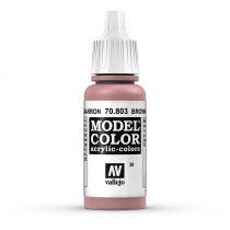 Vallejo 70803 Brown Rose - 17 ml (Model Color) (38)