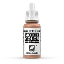 Vallejo 70804 Beige Red - 17 ml (Model Color) (36)