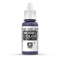 Vallejo 70807 Oxford Blue - 17 ml (Model Color) (49)