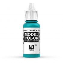 Vallejo 70808 Blue Green - 17 ml (Model Color) (70)