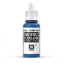 Vallejo 70809 Royal Blue - 17 ml (Model Color) (54)