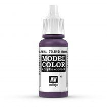 Vallejo 70810 Royal Purple - 17 ml (Model Color) (45)
