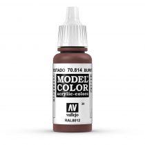 Vallejo 70814 Umber Red - 17 ml (Model Color) (34)
