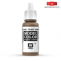 Vallejo 70825 German Camouflage Pale Brown - 17 ml (Model Color) (144)