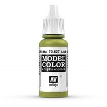Vallejo 70827 Lime Green - 17 ml (Model Color) (77)