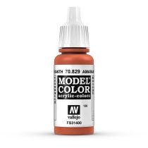 Vallejo 70829 Amarantha Red - 17 ml (Model Color) (130)