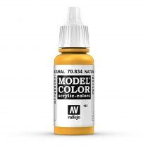 Vallejo 70834 Natural Woodgrain - 17 ml (Model Color) (183)