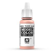 Vallejo 70835 Salmon Rose - 17 ml (Model Color) (37)