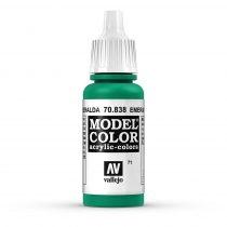 Vallejo 70838 Emerald - 17 ml (Model Color) (71)