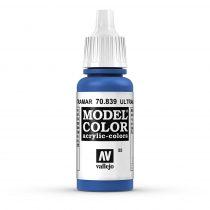 Vallejo 70839 Ultramarine - 17 ml (Model Color) (55)