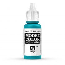Vallejo 70840 Light Turquoise - 17 ml (Model Color) (68)