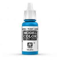 Vallejo 70841 Andrea Blue - 17 ml (Model Color) (65)